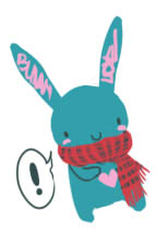 Bunny Love by PowderedVinegar