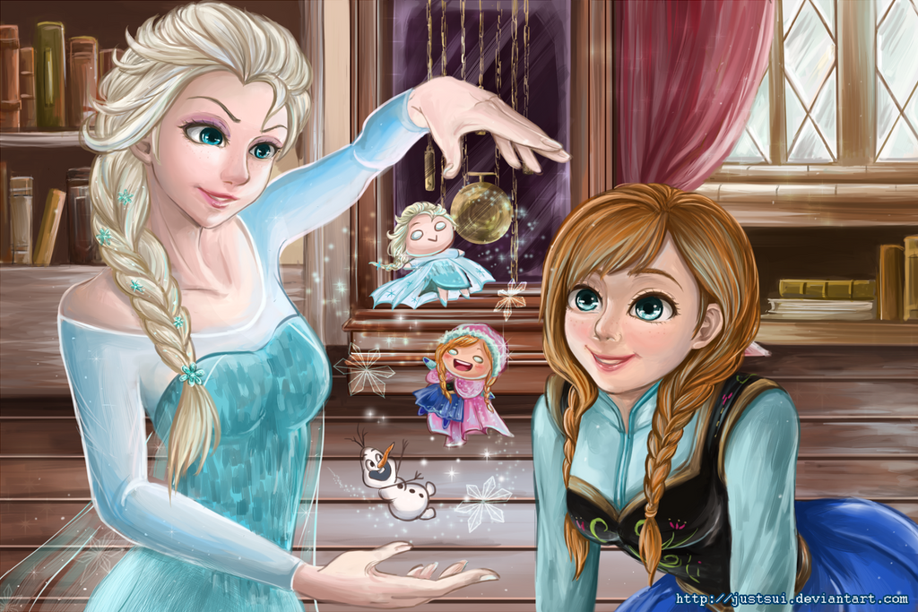 frozen__elsa_and_anna_by_justsui-d6yqmo8