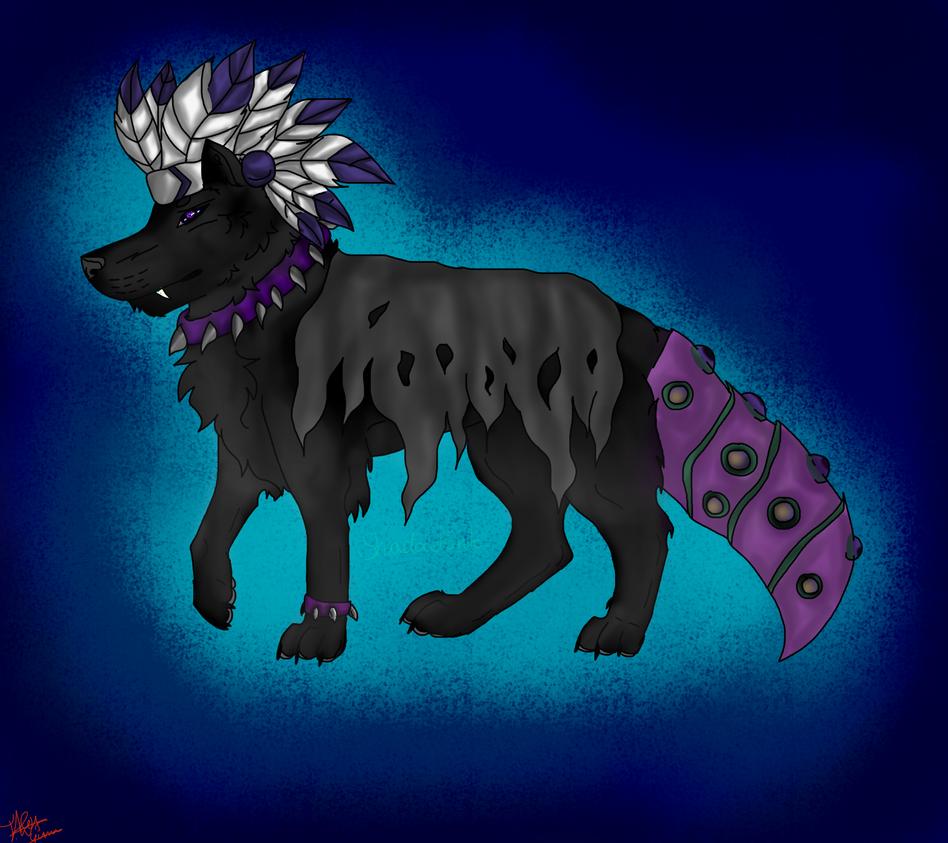 Shadowkento Aj Chara by Wolfsalterego
