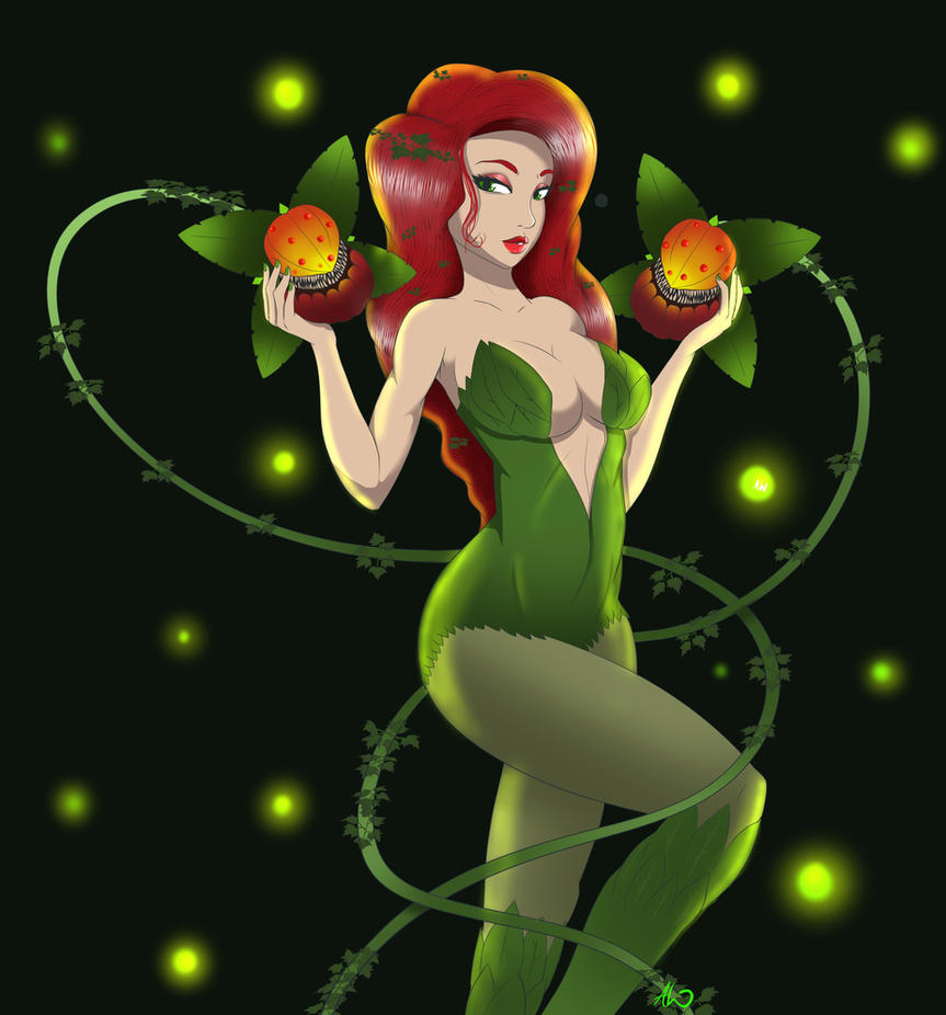 Poison Ivy by Some1smarter