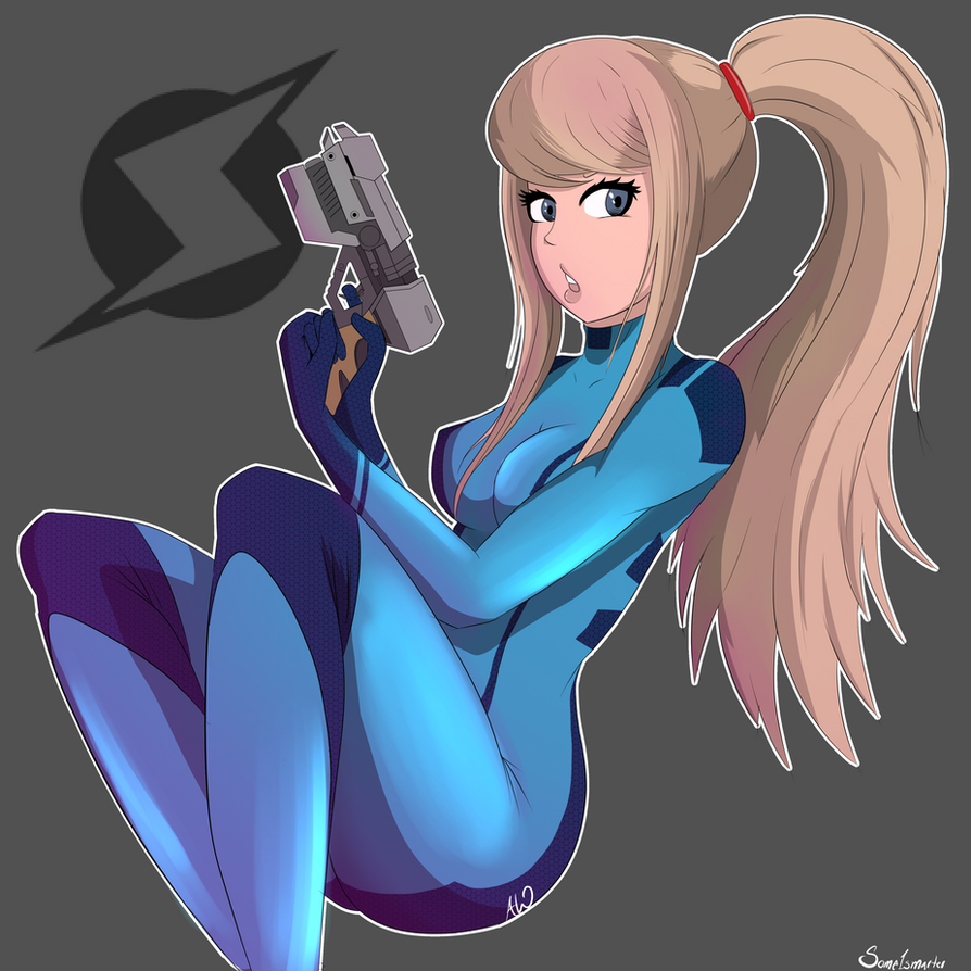 ZeroSuitSamus Fanart by Some1smarter