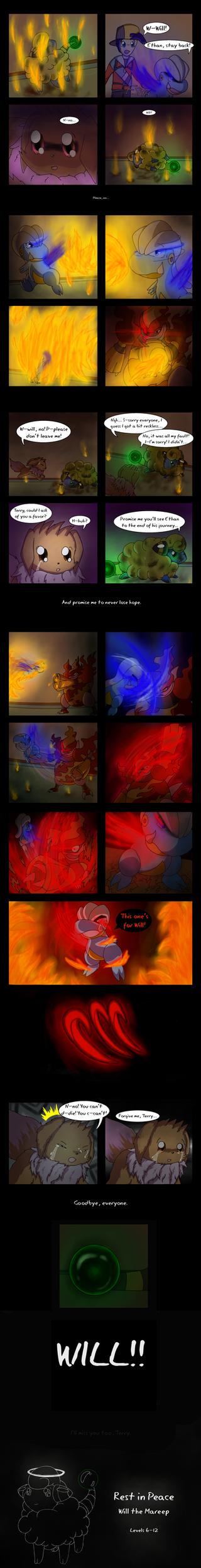 Pandemonium in Johto-Page 19-Extinguished by Supertmuzz