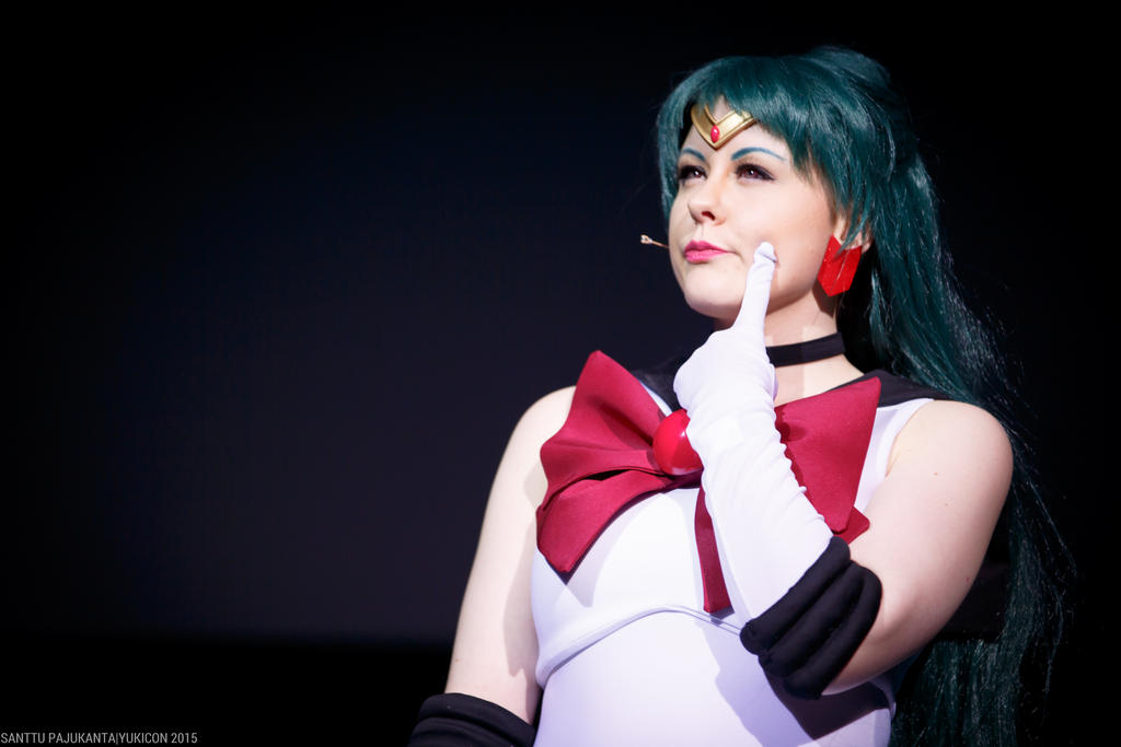 Sailor Moon - Sailor Pluto (cosplay) by sushizume