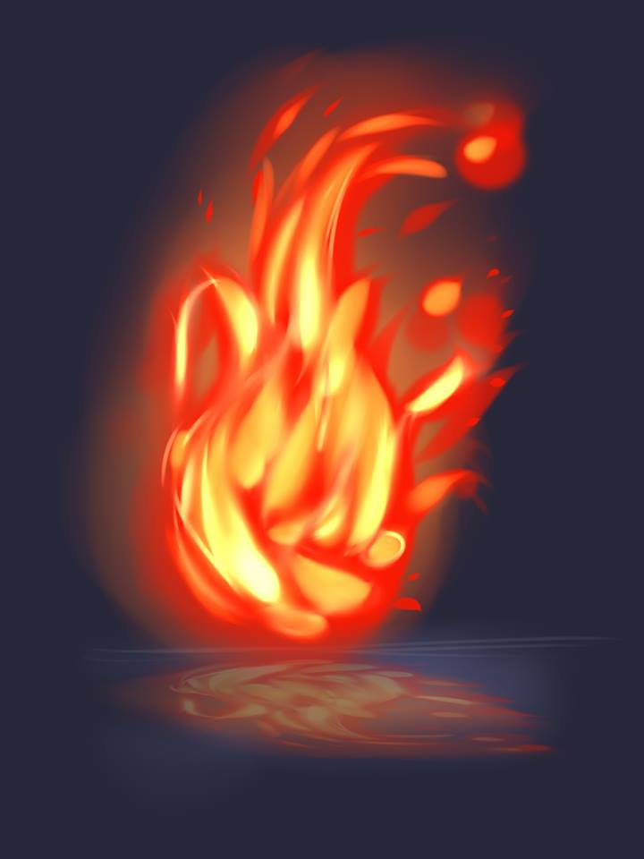 Fire by nightstrikers