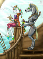 .On the wast Seas. by CopyCat87
