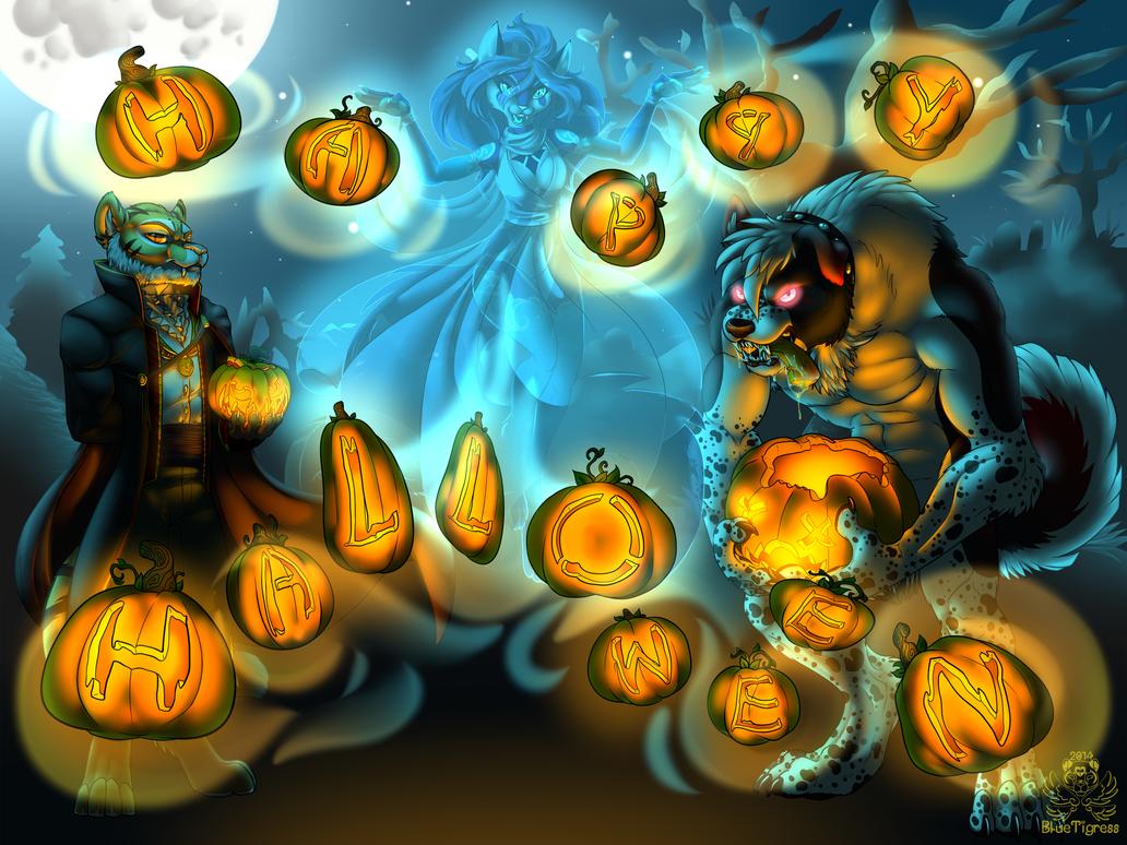 .Halloween 2014. by CopyCat87
