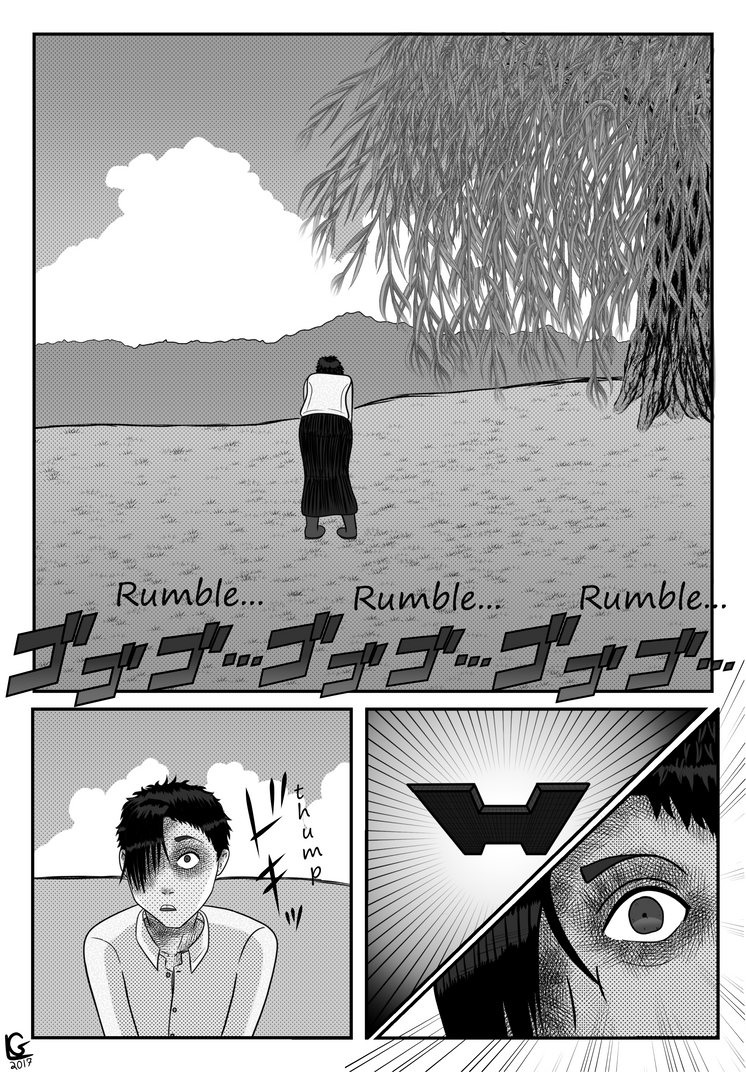 Mockup Manga Page by LimeDane21
