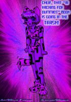 Cortana the CatGirl by bluefantasy