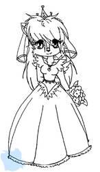 Sally's Wedding Dress