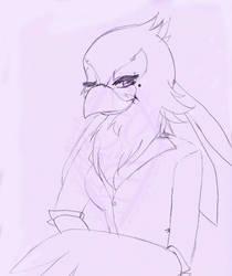 Secretarial Bird