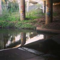 It's all water under the bridge now... get it
