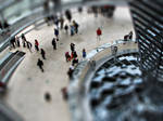 Berlin Bundestag - Tilt Shift
