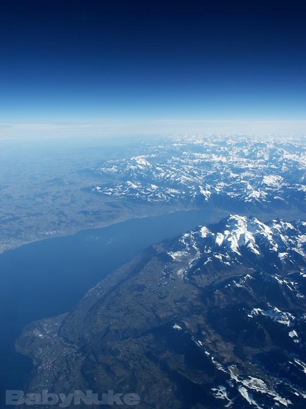 Lake Geneva by babynuke