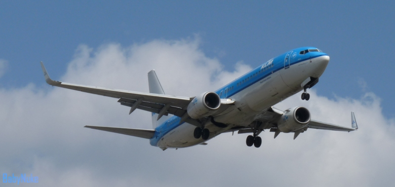 Dutch Blue on final