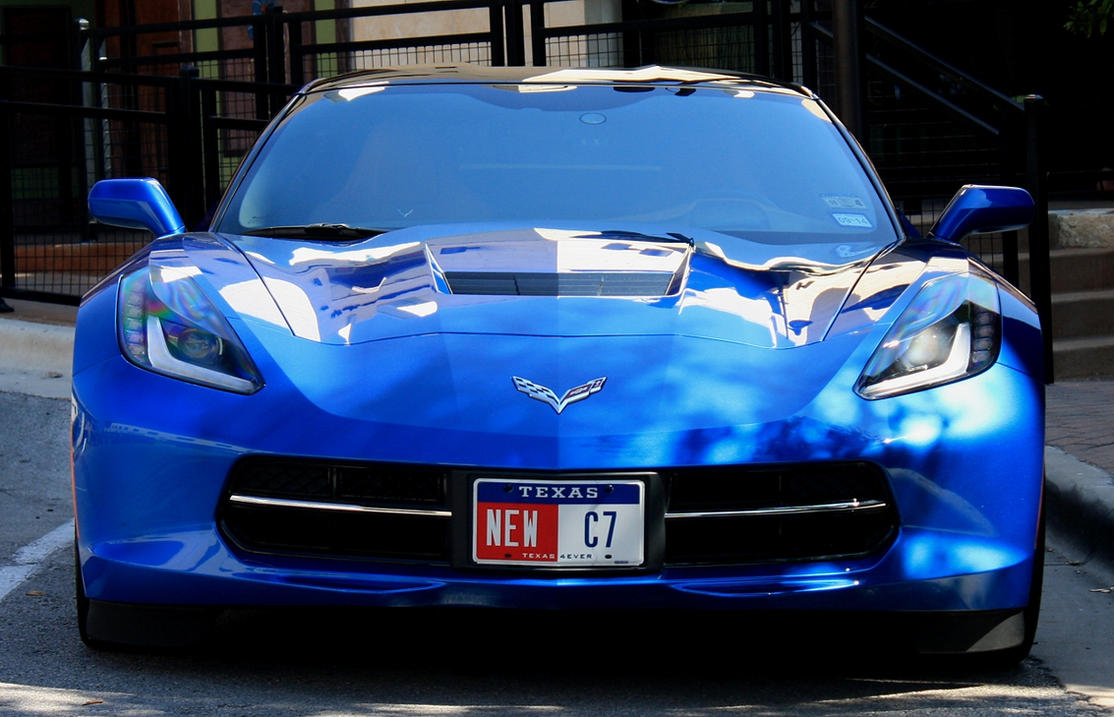 Corvette C7 by babynuke