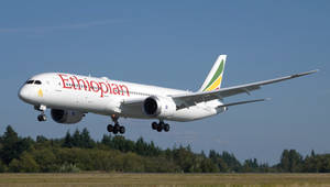 Ethiopian Boeing 787-9