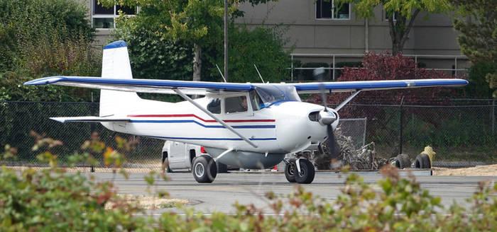 Mini Cargo Cessna