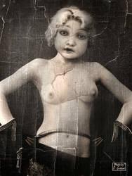Strange doll I by Baron-of-Darkness