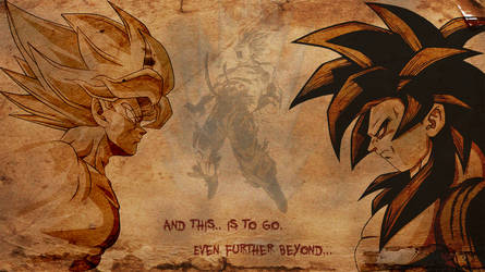 And This.. Is To Go Even Further Beyond.... by DarkSaiyan21
