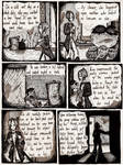 Puppet King Comic: Page One