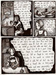 Puppet King Comic: Page Two