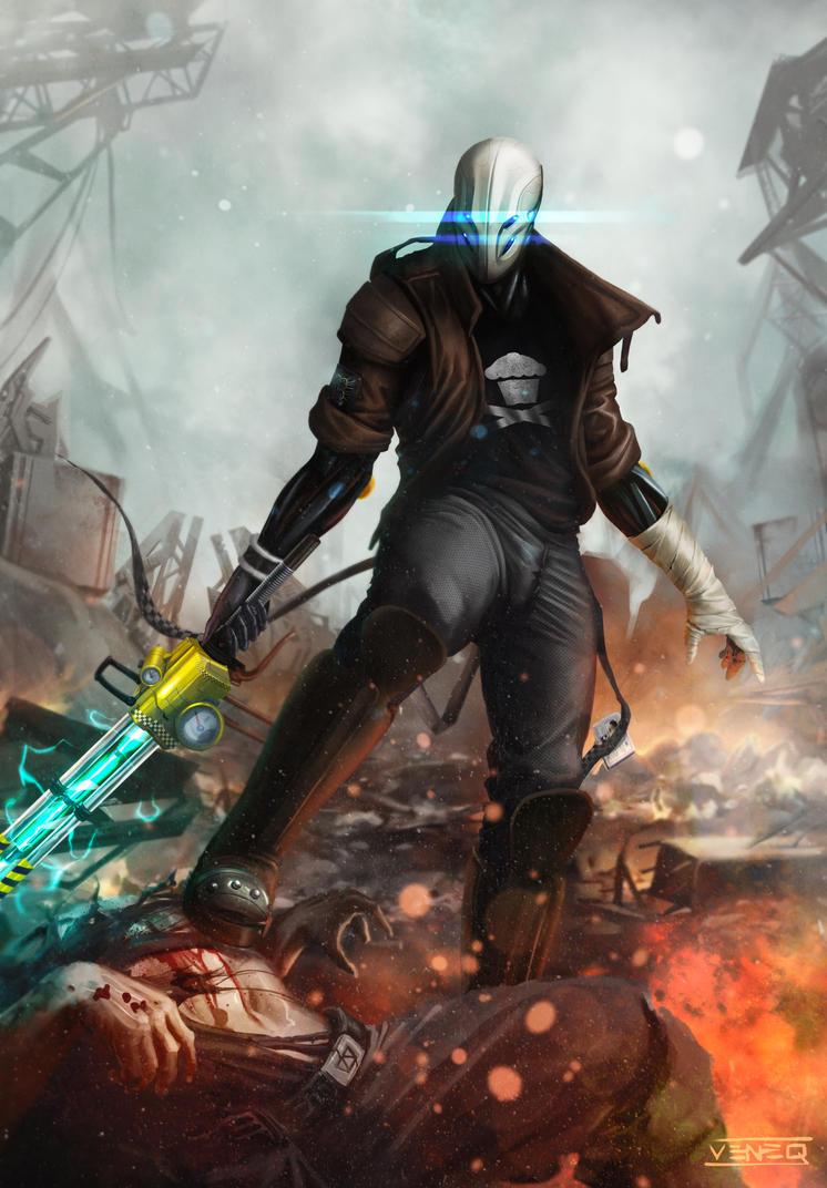 Last Man Standing - Nikolai by Veneq