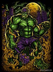 Hulk's Havoc by Veneq