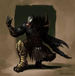Dark Ages Venom