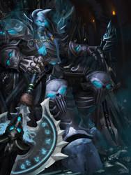 Draenei Death Knight