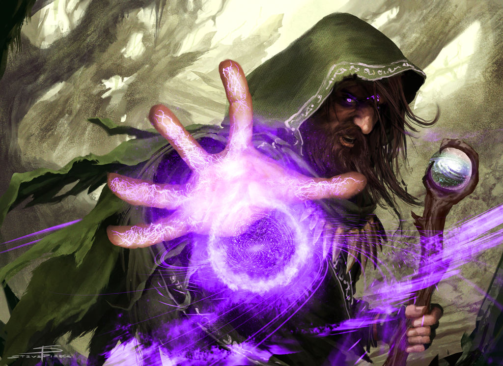 Cult of Magic - Leader by Veneq