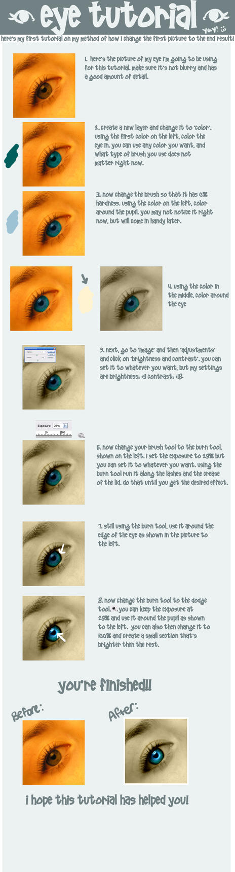 Eye Tutorial by Sugargrl14