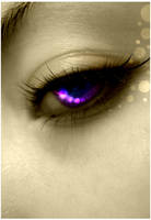 Purple Spheres by Sugargrl14