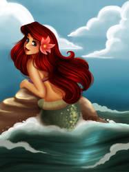The Little Mermaid by Sugargrl14