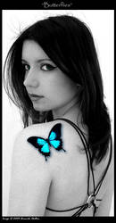 'Butterflies' v1 by Cl0ver