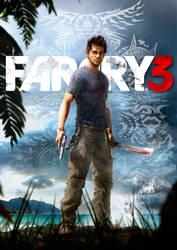 Far Cry 3 - Jason Brody poster