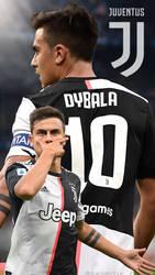 Paulo Dybala Juventus  Poster