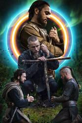 Ragnar E Athelstan Mourning And Pray