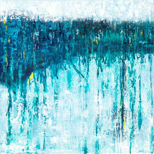 Blue Horizon by cogwurx