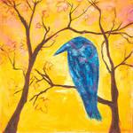 Autumn Blue by cogwurx
