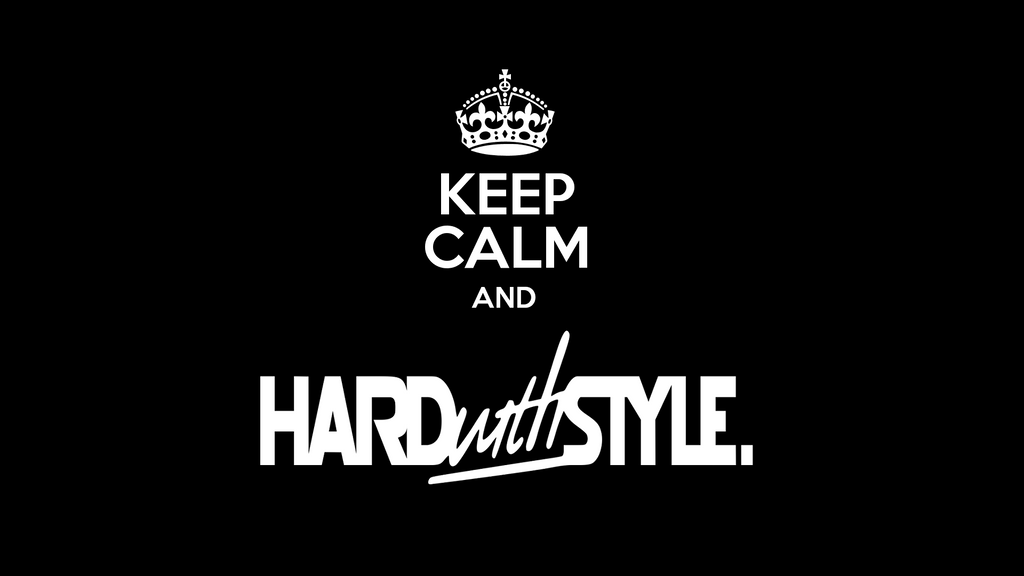 Keep Calm And Hard With Style By Sankari69