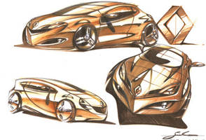 Renault by gilrocker