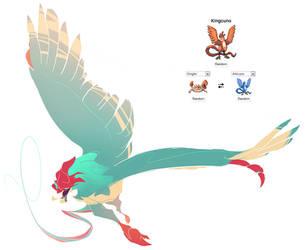 Pokemon fusion - Kingcuno by carlosthemanoflove