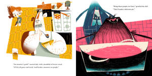 Book illustration - help needed