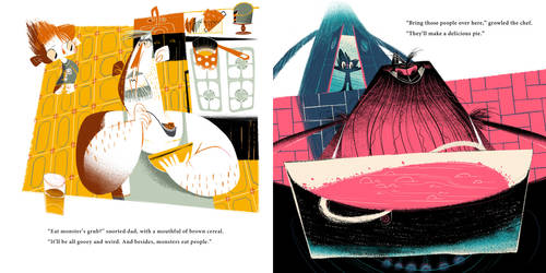 Book illustration - help needed by carlosthemanoflove
