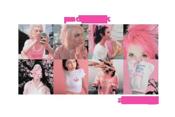 Pink PACK by psychomisuzu