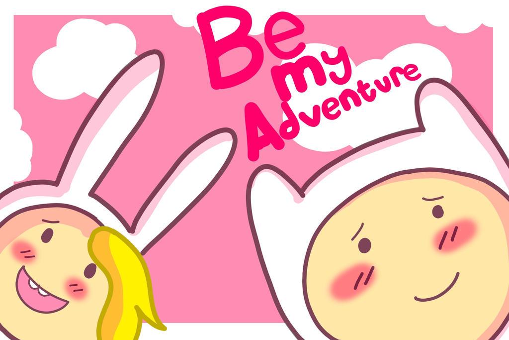 Be my Adventure by Mad-Hattress-Ari