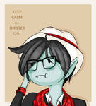 Hipster Marshall Lee