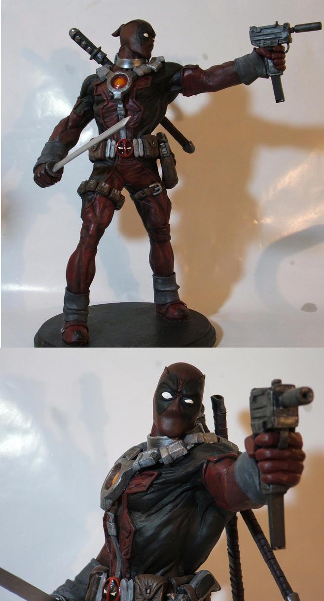 Deadpool, redux by SKBstudios
