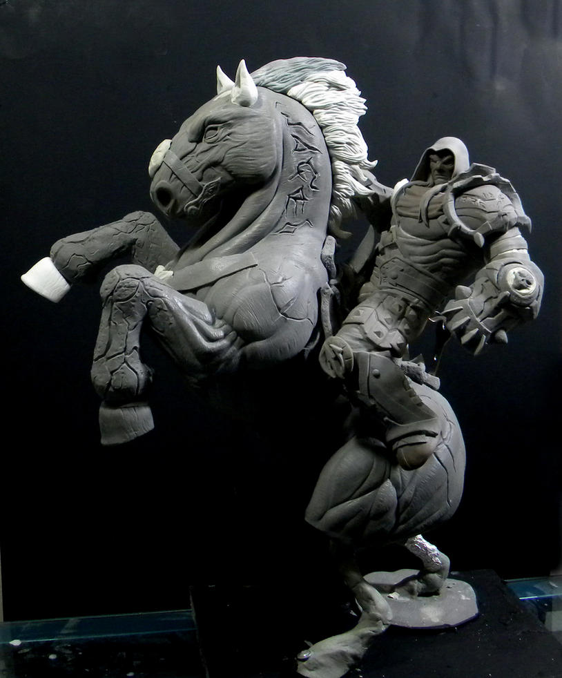 Darksiders WIP final update by SKBstudios