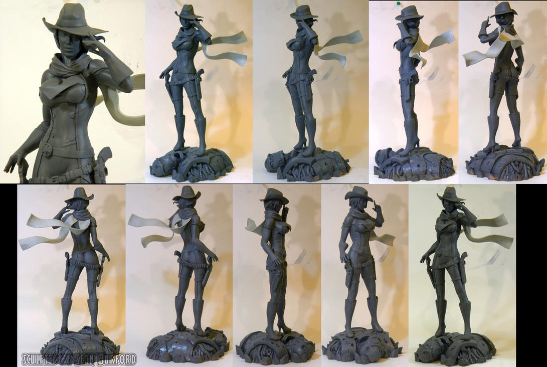 Contract:  Jessi 1:6 scale 360 by SKBstudios